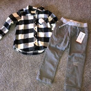 Old navy toddler outfit